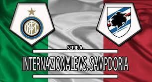 مباراة انتر ميلان وسامبدوريا الدوري الايطالي
