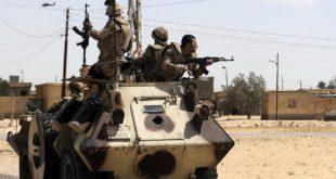 مقتل عشرات المسلحين شمالي سيناء