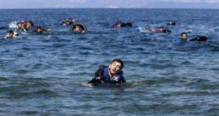 """340 مهاجرًا بين قتيل ومفقود بـ""""المتوسط"""" خلال 60 ساعة"""