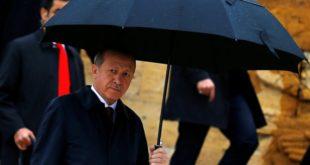 """أردوغان يتهم ألمانيا بأنها """"ملاذ آمن للإرهابيين"""""""