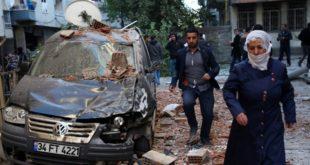 تركيا: مقتل 8 أشخاص وإصابة 100 بتفجير في دياربكر