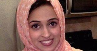 تهديد معلمة أمريكية مسلمة