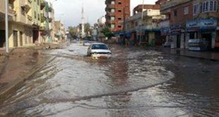الأرصاد تحذر المواطنين من أمطار غزيرة تصل لحد السيول