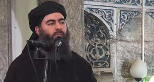 """التحالف الدولي: """"لو عرفنا أين البغدادي لقتلناه على الفور"""""""
