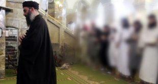 البغدادي يحض مقاتليه على المواجهة ومهاجمة السعودية وتركيا