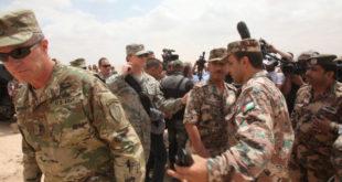 مقتل 3 أميركيين في تبادل لإطلاق النار قرب قاعدة عسكرية بالأردن