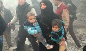 المعارضة السورية نساء حلب ينتحرن خوفا من الاغتصاب