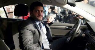 إلقاء القبض على نجل محمد مرسي