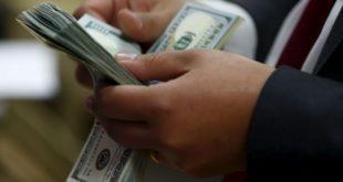 سعر الدولار يتراجع صوب18 جنيها البنك المركزي