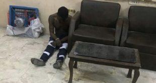 ظهور أول زومبي في مصر هاجمة طفل وعضه بالرقبة بسبب طعاطيه لنوع جديد من المخدرات