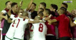 المغرب يفوز علي كوت ديفوار ساحل العاج ويتأهل لكأس العالم
