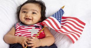 هل ولاده طفل داخل السفاره الامريكيه يحصل علي الجنسية الامريكية