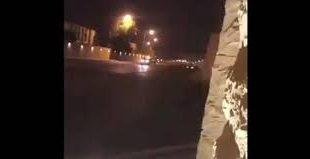 #اطلاق_نار_في_حي_الخزامي