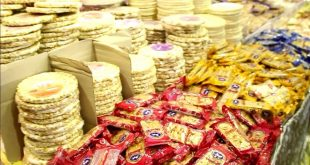 أسعار حلاوة المولد عام 2018 بالصور في المحلات من حلواني العبد وإيتوال وتسيباس ولابوار ومونجيني