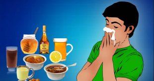 علاج نزلات البرد بالاعشاب الطبيعية