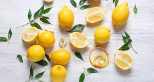 فوائد ليمون لصحة البشرة