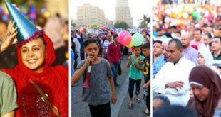 موعد صلاة عيد الفطر في مصر و القاهرة و المحافظات